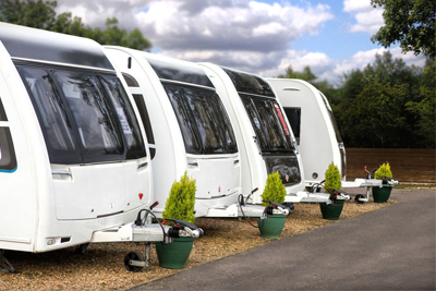 Leisure Vehicle and Park Home Manufacturers