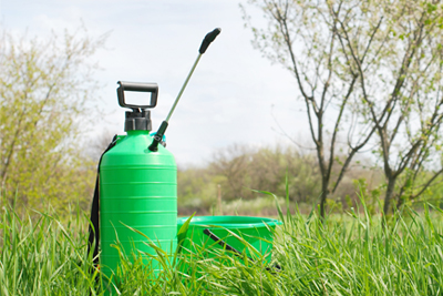 Safe use of pesticides for parks