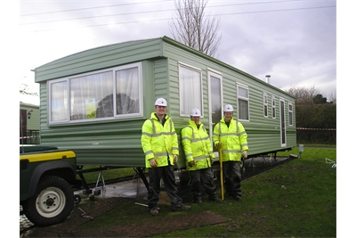 NCC Siting of Caravan Holiday Homes & Residential Park Homes - Single & Twin Units