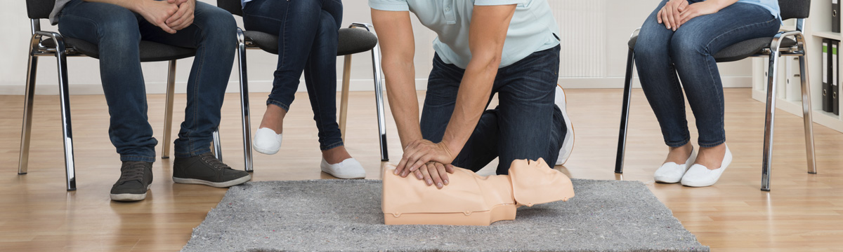 Emergency First Aid - Level 2